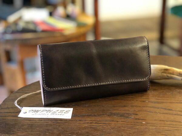 大容量で使いやすいスタンダードな長財布
