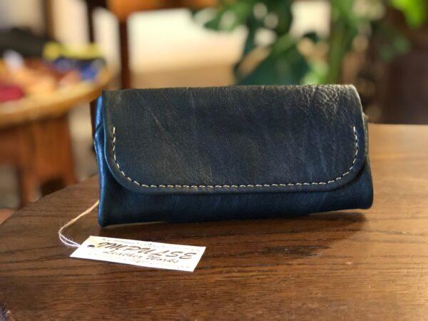 お札と小銭を自動で仕分け⁉便利な投げ銭財布